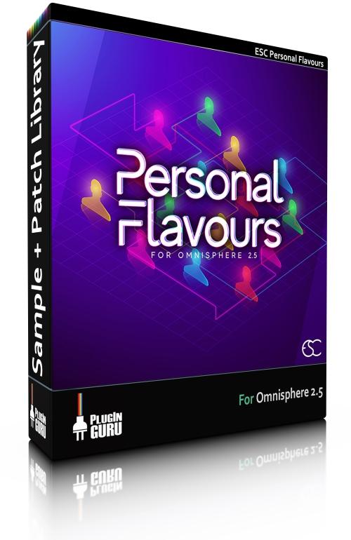 ESC Personal Flavours