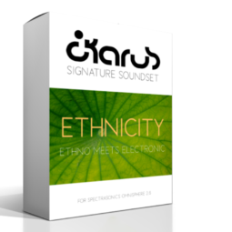 Ikarus Ethnicity